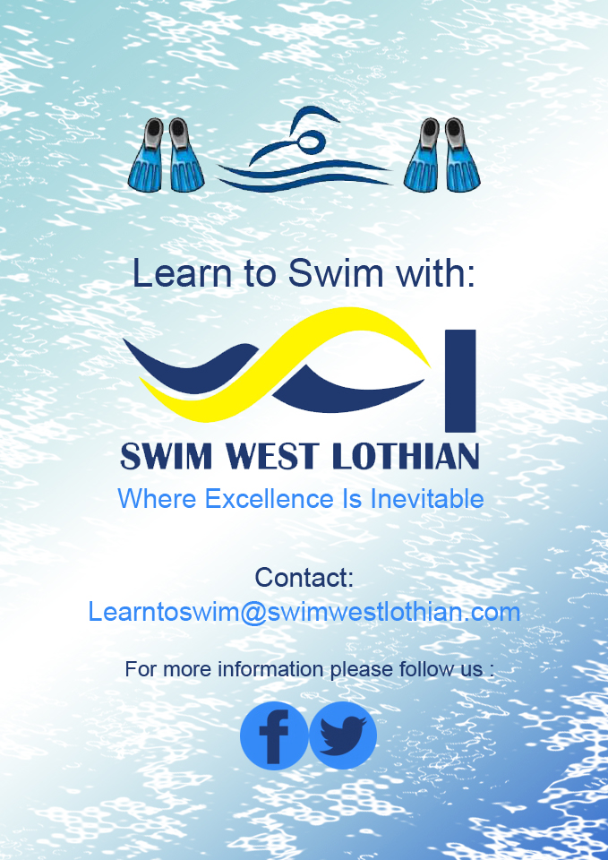 Learn to Swim with Swim West Lothian